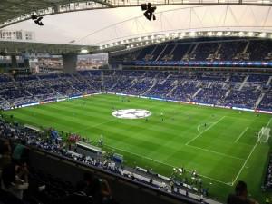 FC Porto vs FC Chelsea jalgpallimatš